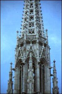 die Votivkirche in Wien