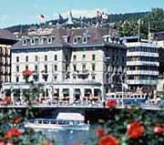 das Central Plaza Hotel in Zürich